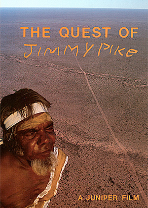 The Quest of Jimmy Pike